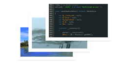 EXT ElastiStack Custom HTML-code module