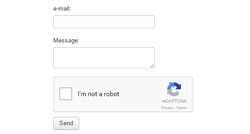 EXT Simple Contact Form module